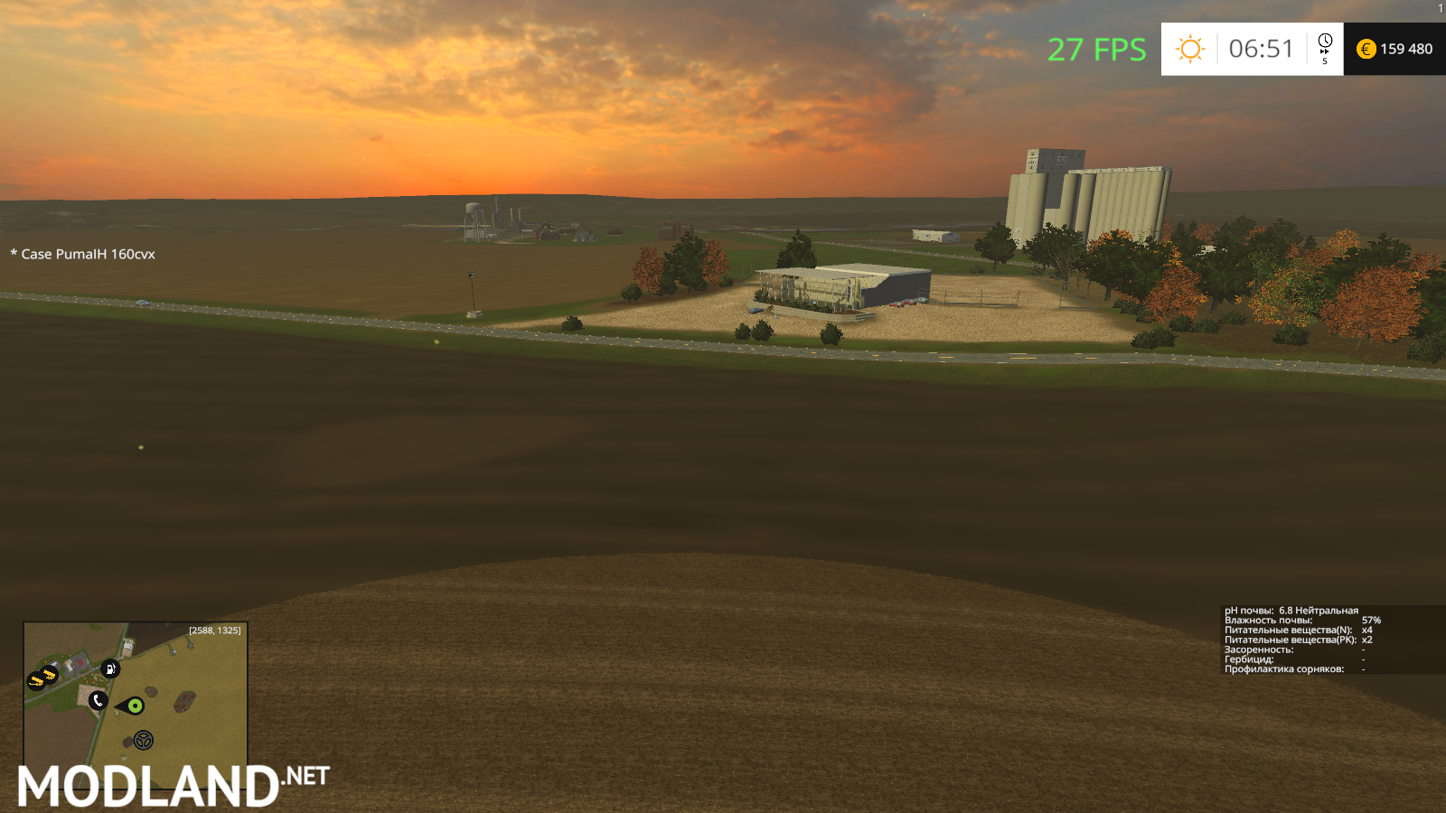 Canadian Map Farming Simulator 2015%0A FS   Windchaser Map BETA Soil Mod