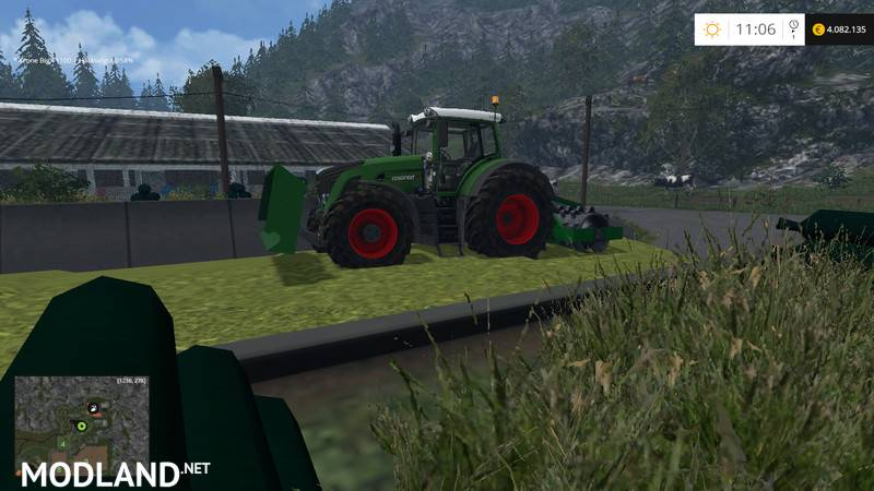 Gamsting Map V 2 2 Mod For Farming Simulator 2015 15
