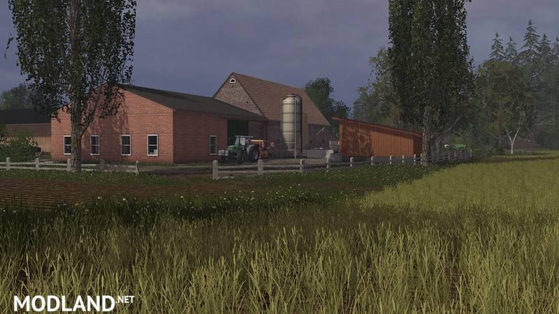 Holzhausen Map v 1 2 1 mod for Farming Simulator 2015 / 15