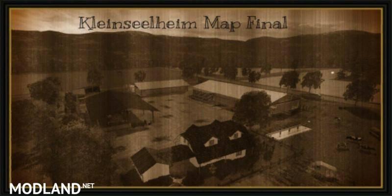 kleinseelheim map final mod for farming simulator 2015 15 fs ls 2015 mod. Black Bedroom Furniture Sets. Home Design Ideas