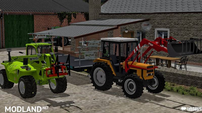 Les Chazets-V09 Béta Map v 09 mod for Farming Simulator 2015 / 15
