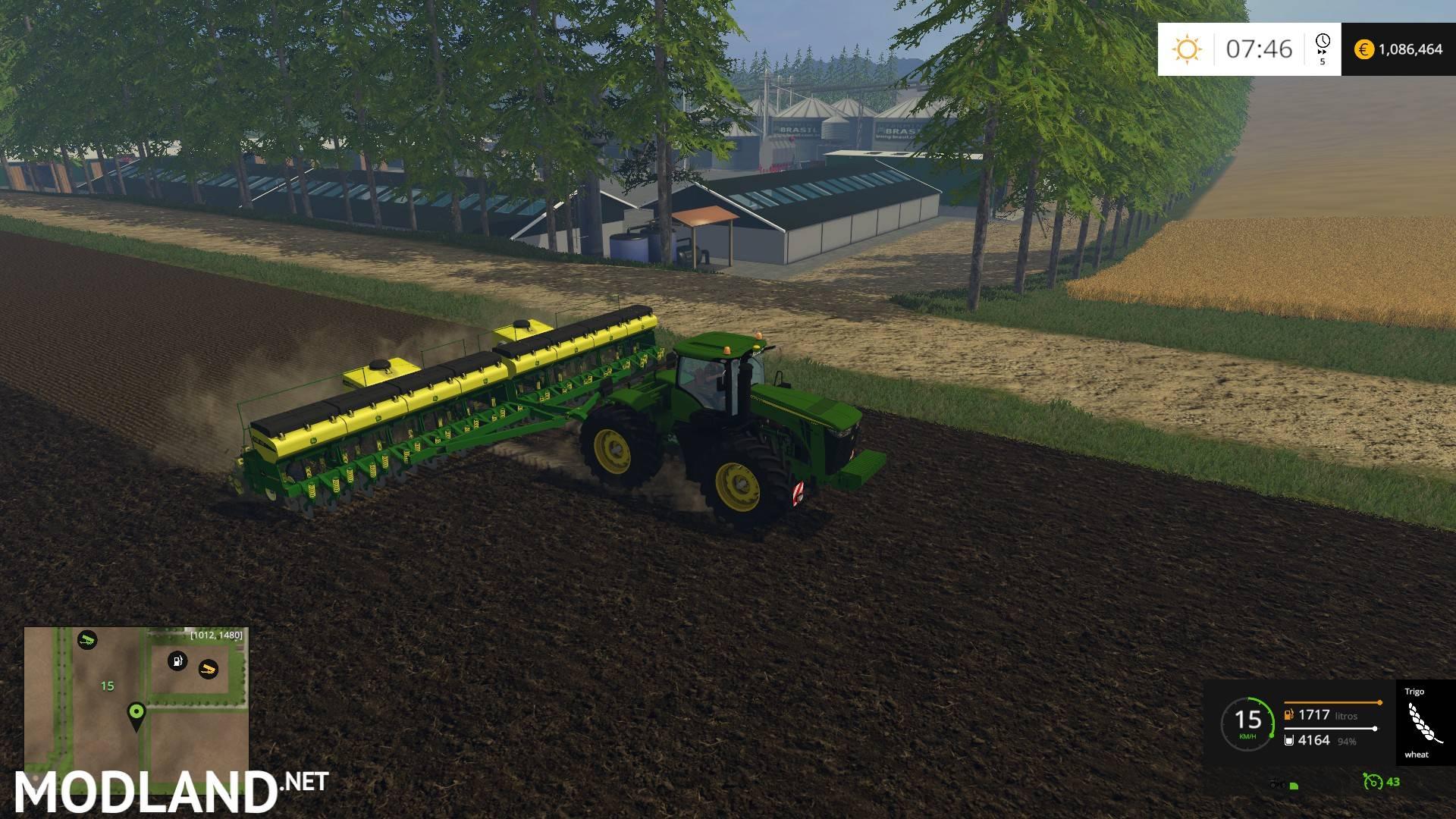 Brazilian Map Beta Mod For Farming Simulator 2015 15