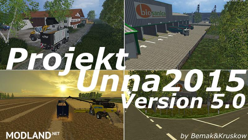 Projekt Kreis Unna2015 Map Versionv
