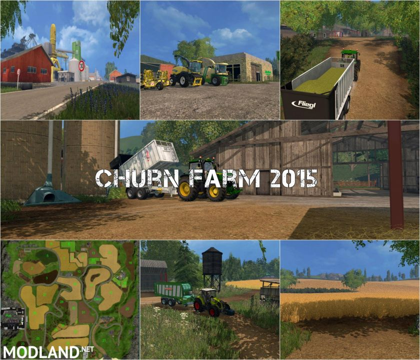 Churn Farm Map 2015