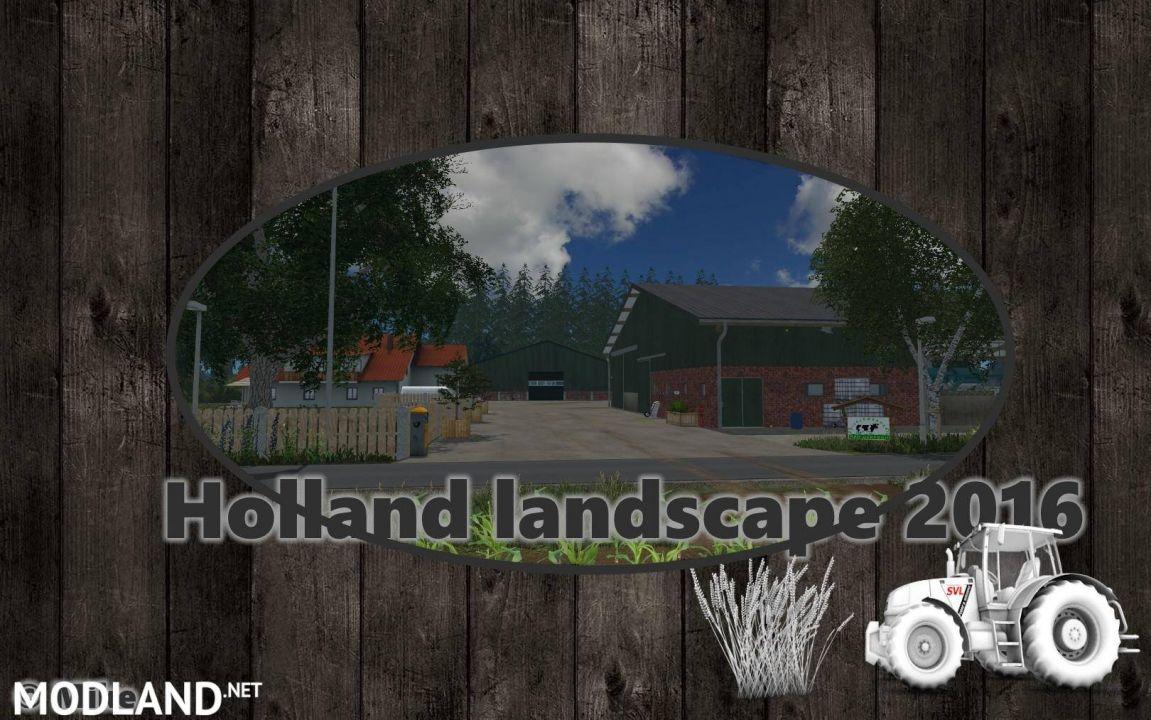 Holland Landscape 2016