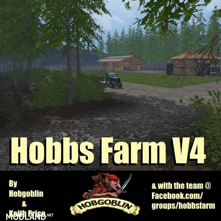 Hobbs Farm Map