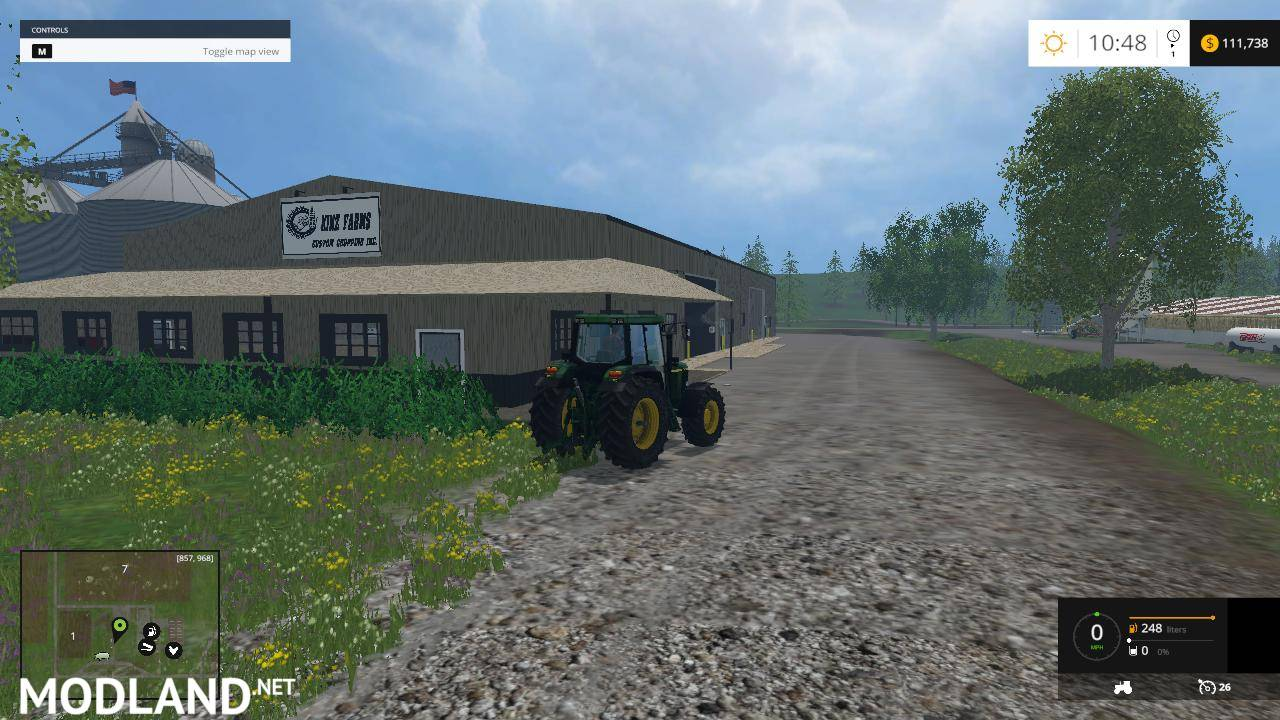 Midwest Family Farms Map V 2 1 Mod For Farming Simulator