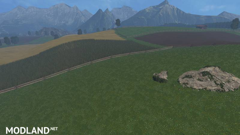 Salzburger Land Map V 1 1 Mod For Farming Simulator 2015