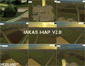 Jakas Map v 2.0