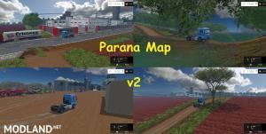 Parana Map v 2.0