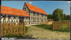 Hof Bergmann Map, 1 photo