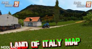 Land of Italy Map v 1.5, 1 photo