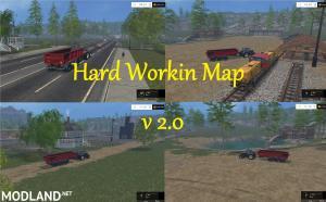Hard Workin Map v 2.0, 1 photo