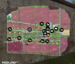 Sinyava Map v 2.0