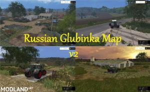 Russian Glubinka Map v 2.0