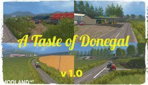 A Taste of Donegal Map v 1.0
