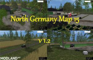 North Germany Map 15 v1.2, 1 photo