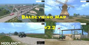 Baldeykino Map v 3.2, 1 photo
