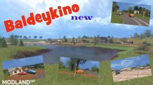 Baldeykino Map New, 1 photo