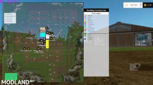 Canadian Prairies Map 9 SoilMod, 3 photo