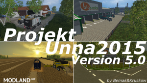 Projekt Kreis Unna2015 Map Versionv v 5.0, 1 photo