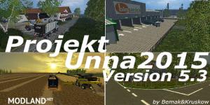 Projekt Unna 2015 Map Version 5.3.1, 1 photo