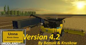 Projekt Kreis Unna2015 Map Version v 4.2