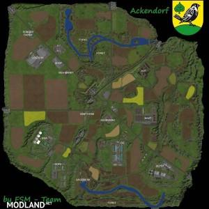 Ackendorf Map v 1.0, 1 photo