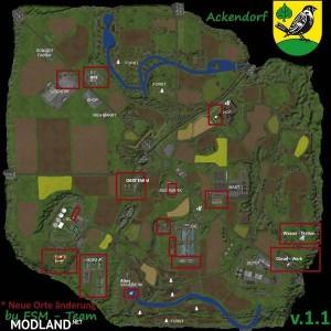 Ackendorf Map v 1.1, 24 photo