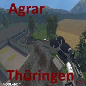 Agricultural Thuringen Map v 0.95, 1 photo