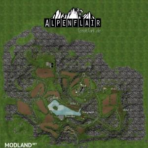 Alpenflair Map v 2.0, 1 photo