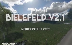 Bielefeld Map v 2.1  - Direct Download image
