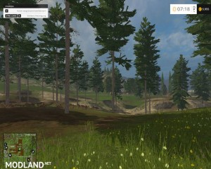 Forest Map v 1.0, 25 photo