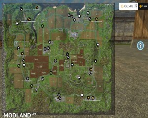 Forest Map v 1.0, 30 photo