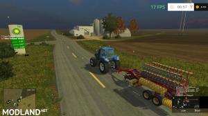 FS15 Windchaser Map BETA Soil Mod, 5 photo