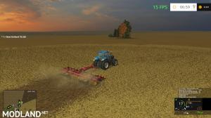 FS15 Windchaser Map BETA Soil Mod, 3 photo