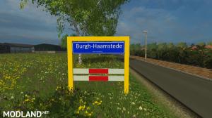Burg Haamstede Map, 24 photo