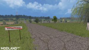Baldeykino Map New, 2 photo