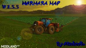 Marmara Map