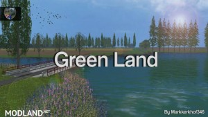 Green Land Map v 1.2