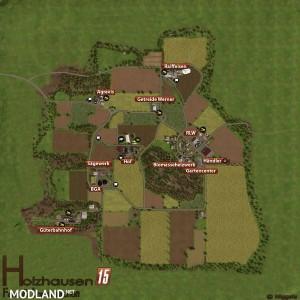Holzhausen Map v 1.2.1