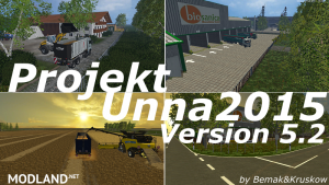 Projekt Unna2015 Version v 5.2.2