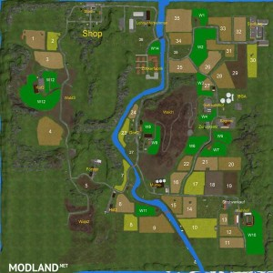 Mountain Valley Map v1.2, 21 photo
