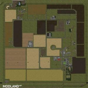 Nordfrieland Map v 3.0