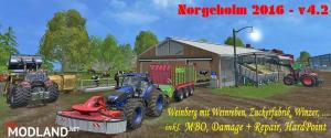 Norgeholm V 4.2 Multifruit & SoilMod & GMK-Mod & MBO, 1 photo