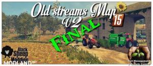 Old Streams Map v 2.0.2 Final Soilmod, 1 photo