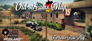 OLD STREAM MAP v 1.0, 1 photo