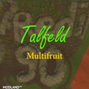 Talfeld Multifruit Map v 1.1