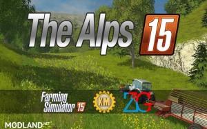 The Alps 15 Map v 1.026, 22 photo