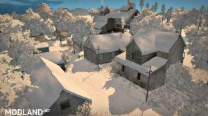 Typowa Polska Wies v 3.0 Snow Map, 3 photo